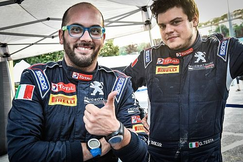 Il personaggio Peugeot - Marco Passaniti: Testa e Mangiarotti autori di un'ottima gara