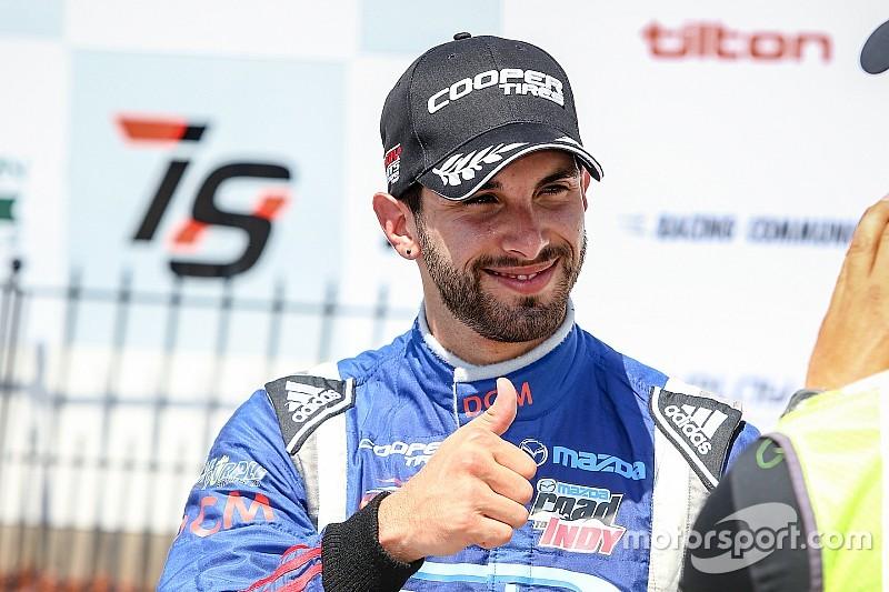 Серралес візьме участь в тестах IndyCar у складі  Andretti Autosport