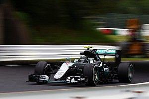 F1日本GP:FP3 乾いていく路面状況で、ロズベルグがトップタイム