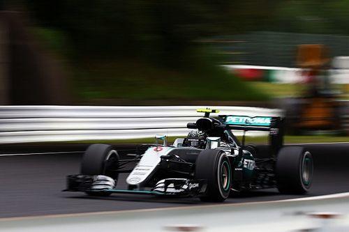 Mercedes still wary of Red Bull threat at Suzuka