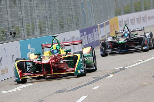 Hong Kong ePrix: Di Grassi heads first session of Season 3