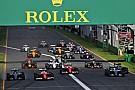 WMSC FIA ungkap kalender F1 2017