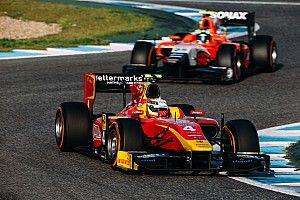 GP2 Series umumkan kalender 2017