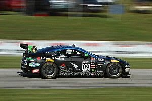 Late crash helps DeBoer claim Road America PWC GTS thriller