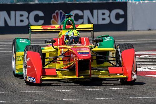 Ди Грасси выиграл в Лонг-Бич и вернулся в лидеры сезона