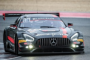 Blancpain Sprint Preview Sprint-Champion Buhk also runs in Endurance Cup