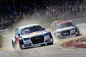 Audi backing crucial to future of Ekstrom's rallycross team