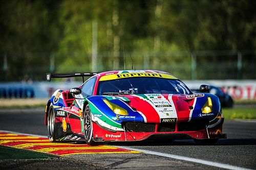 Ferrari No. 71 wins the 6 Hours of Spa