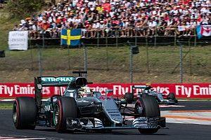 匈牙利大奖赛:汉密尔顿强势夺冠 实现积分大反超