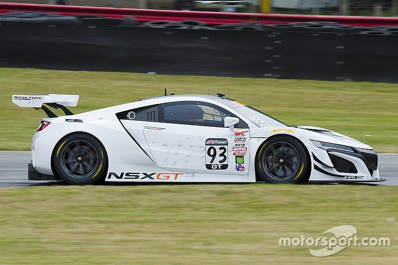 Shank, RealTime to run Acura NSX GT3s in 2017