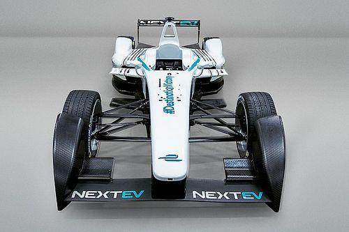 NextEV Formula E Team: Testing Update – video