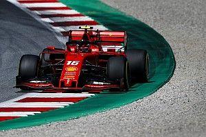 F1オーストリアFP3:ルクレールまたも最速。フェラーリVSメルセデスの構図に?