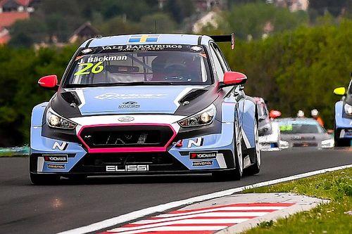TCR Europe, Hungaroring, Libere 2: Hyundai ancora davanti con Jessica Bäckman