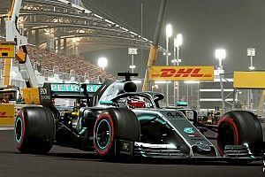 Sainz, protagonista de la portada del videojuego oficial de la F1 2019
