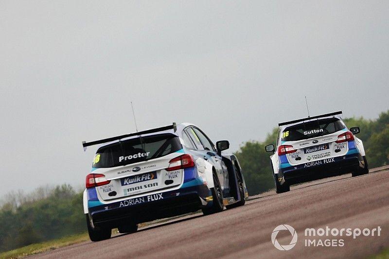 BMR confirms end of Subaru BTCC deal
