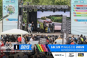 Motor1Days 2019, una festa con 15.000 persone (famiglie comprese)