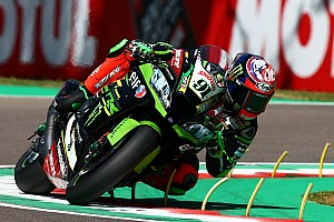 Haslam suffering similar issue to Sykes on Kawasaki