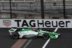 IndyCar GP: Herta leads fellow rookie Rosenqvist in FP2