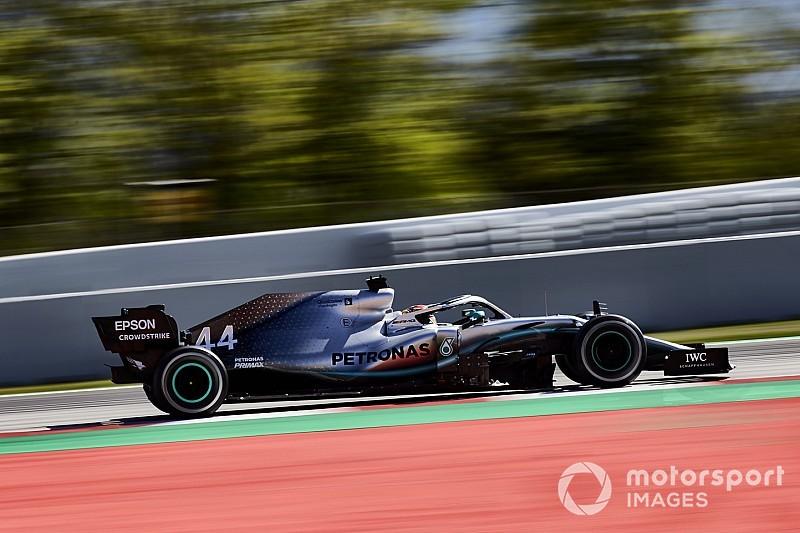 Гран Прі Іспанії: Хемілтон очолив протокол третьої практики