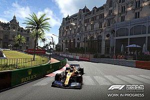 Récord de pilotos de F1, futbolistas y Luis Fonsi, en el GP de Mónaco virtual