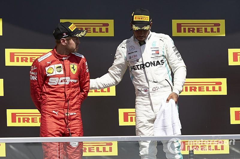Ferrari: Новые данные исчерпывающе показывают – Феттель ничего не нарушал