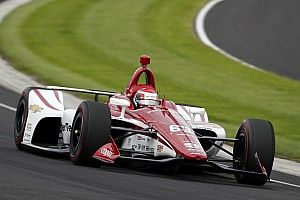 Indy 500: Jones tops rain-shortened Day 3 of practice