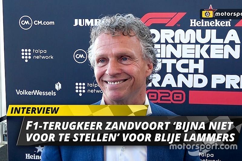Interlagostól csenne el trükköket Zandvoort