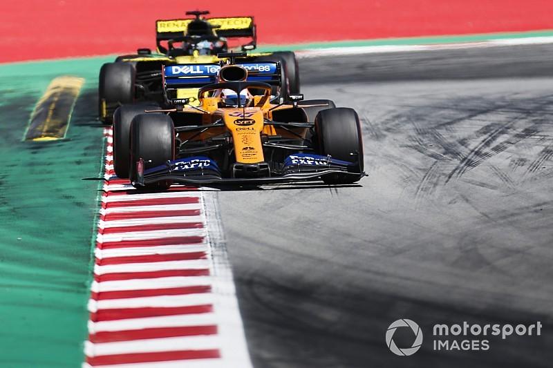 Сайнс посетовал на баланс машины в медленных поворотах перед Гран При Монако