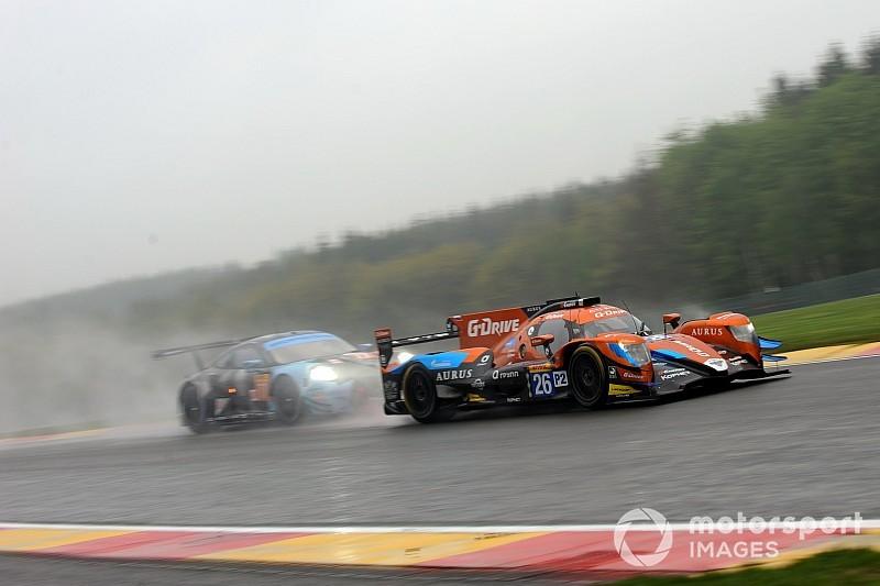 В G-Drive Racing намекнули на возможность перестановок в протоколе гонки в Спа