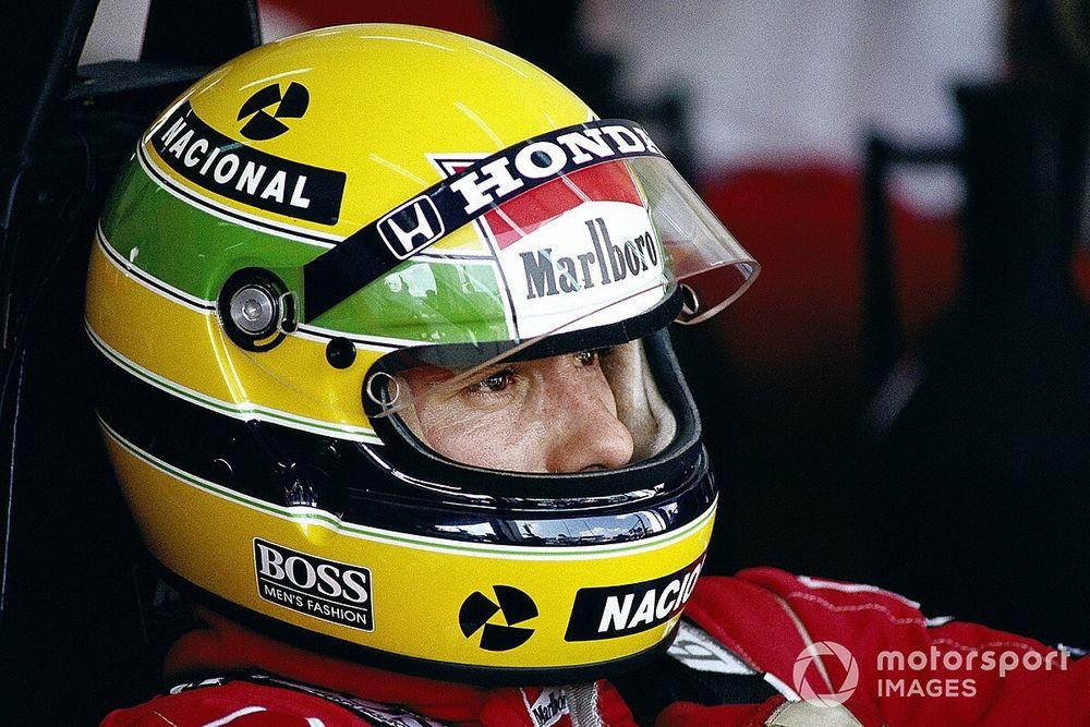 Senna será homenajeado en un festival de F1 en San Pablo