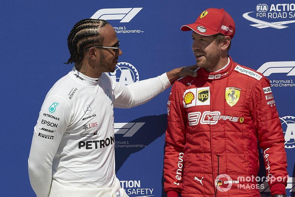 Jordan ve a Hamilton en Ferrari y a Vettel retirado... o en McLaren