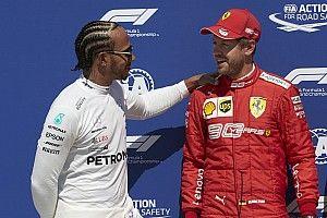 Jordan weet het zeker: Hamilton vervangt Vettel in 2021