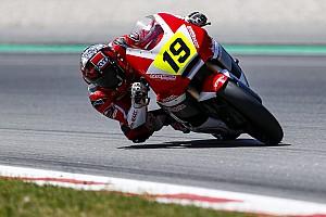 CEV Moto2 Catalunya: Debut gemilang Andi Gilang