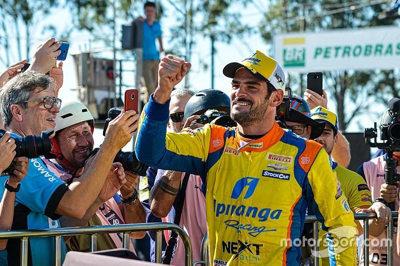 Stock Car: Thiago Camilo domina e vence corrida 1 em Londrina