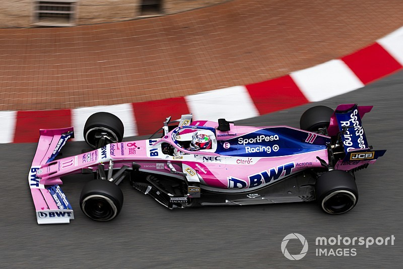 "Racing Point targets ""good fix"" to Monaco setback for Canada"
