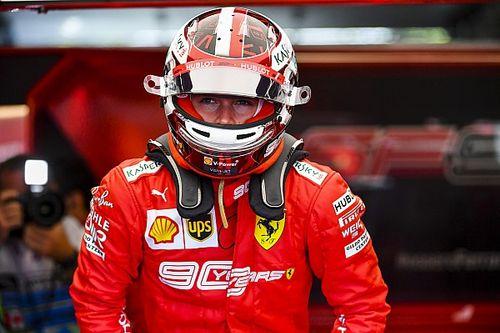 Ferrari zapomniało o Leclercu