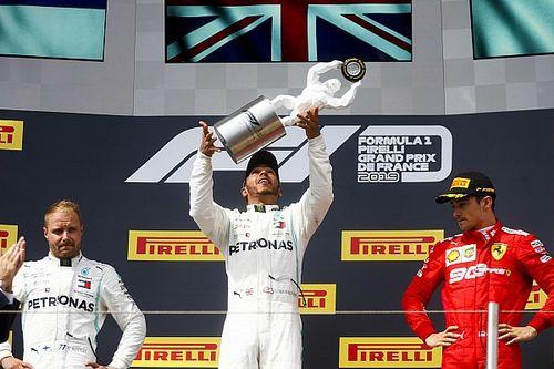 """Superado no GP da França, Bottas diz que Hamilton """"não é imbatível"""""""
