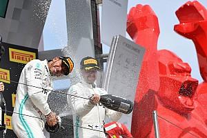 Stats - Et de 50 doublés pour Mercedes !