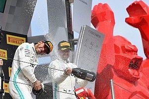 50-й дубль Mercedes и другая интересная статистика Гран При Франции