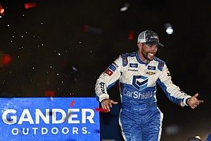 Ross Chastain comes back from Iowa DQ with win at Gateway