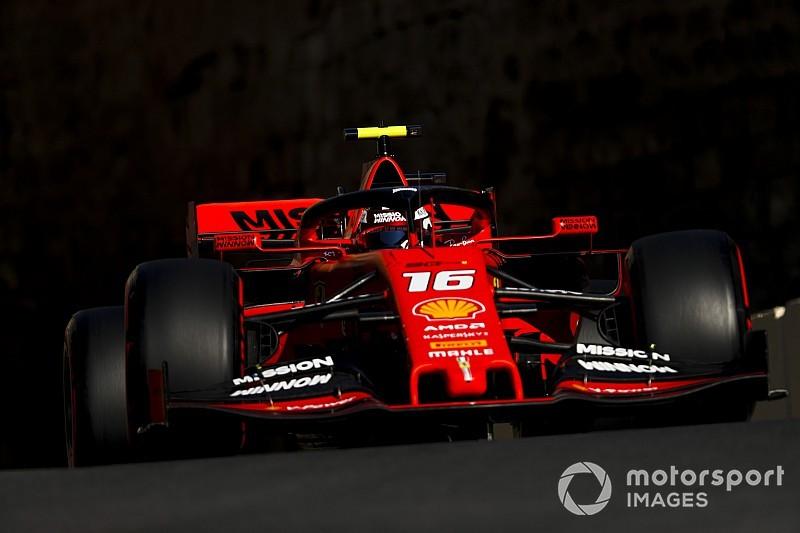 La Safety Car ago della bilancia per la possibile rimonta di Leclerc a Baku