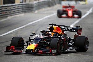 Verstappen correu em modo de torque errado na maioria do GP de Mônaco