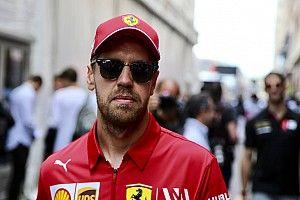 Феттель назвал крайний срок, до которого Ferrari может вмешаться в борьбу за титул
