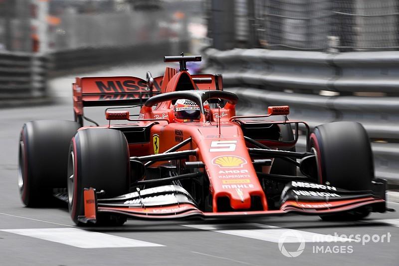 Ferrari: Lastik sorunu nedeniyle pole pozisyonu mücadelesi zor olacak