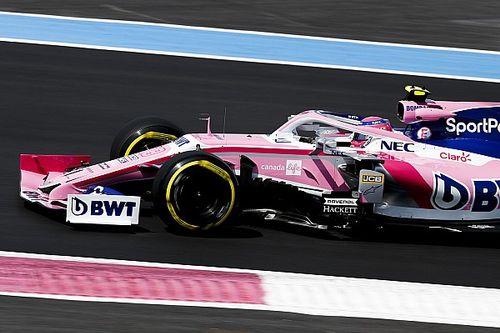 Ergebnis: Formel 1 Frankreich 2019, 2. Freies Training