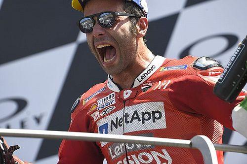 Ducati в ближайшие дни предложит Петруччи контракт на 2020 год