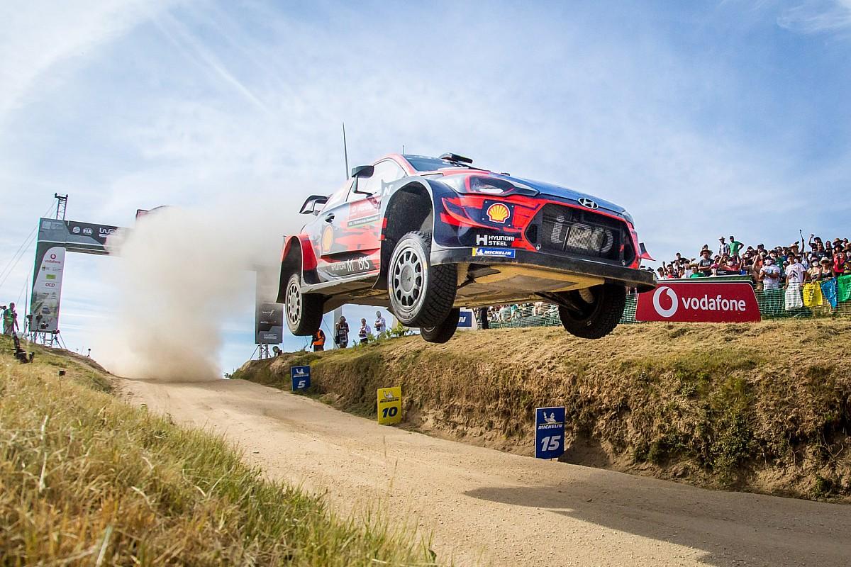 Le WRC affronte un arrêt forcé de neuf semaines, voire bien plus