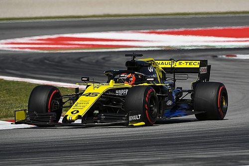 Aitken ne regrette pas d'avoir quitté Renault pour Williams