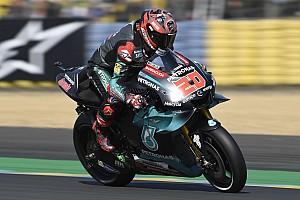 Гран Прі Франції: Квартараро випередив Маркеса на розігріві