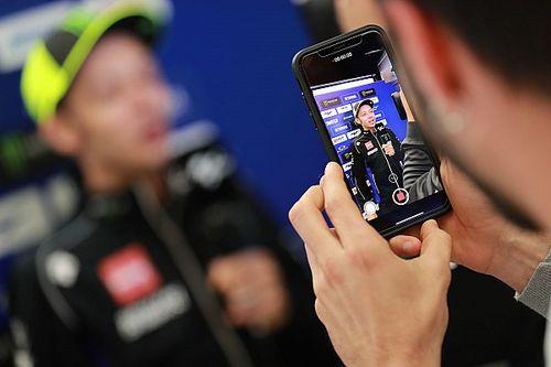 """Rossi: """"Si sigo aquí es porque creo que aún puedo ganar"""""""